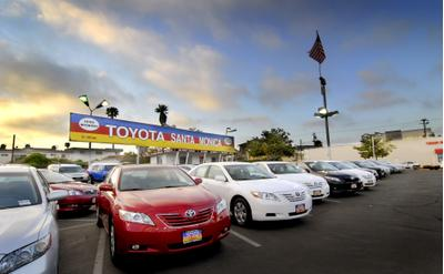 Toyota Santa Monica Image 9