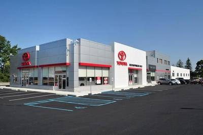 DCH Wappingers Falls Toyota Image 1