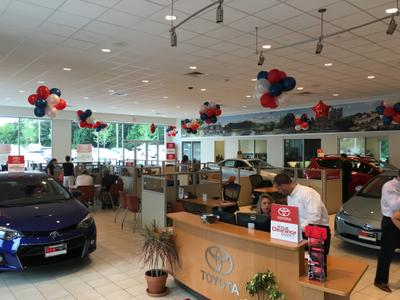 DCH Wappingers Falls Toyota Image 2