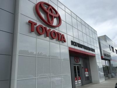 DCH Wappingers Falls Toyota Image 3