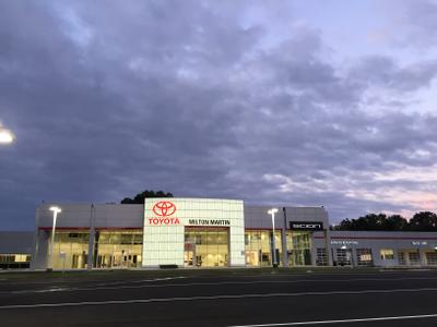 Milton Martin Toyota Image 4