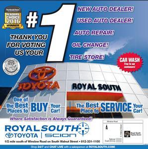 Royal South Toyota Scion Image 2