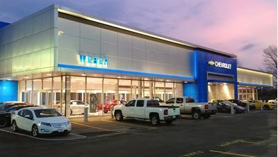 Weber Chevrolet Creve Coeur Image 1