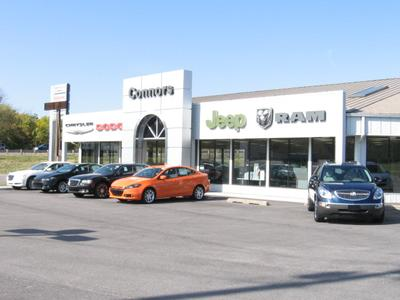 Connors Buick Chrysler Dodge Jeep Image 2