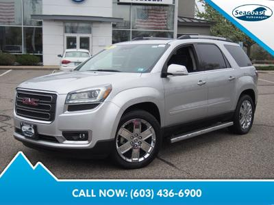 GMC Acadia Limited 2017 for Sale in Greenland, NH