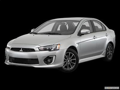 2017 Mitsubishi Lancer ES for sale VIN: JA32U2FU1HU008100