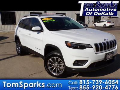 Jeep Cherokee 2019 a la venta en Dekalb, IL