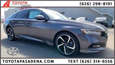 Honda Accord 2020 for Sale in Pasadena, CA