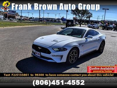 2018 Ford Mustang GT Premium for sale VIN: 1FA6P8CF4J5133861