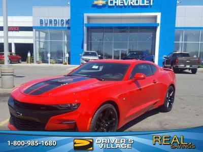 2019 Chevrolet Camaro 2SS for sale VIN: 1G1FH1R74K0146664