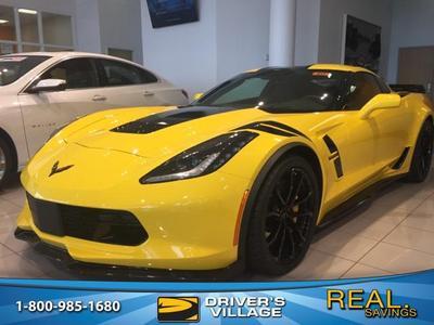 2017 Chevrolet Corvette Grand Sport for sale VIN: 1G1YX2D71H5115554