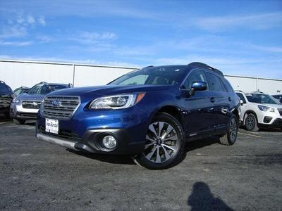 2017 Subaru Outback 2.5i Limited for sale VIN: 4S4BSANC9H3433642
