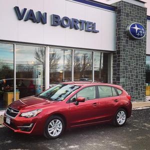 Van Bortel Subaru of Victor Image 3