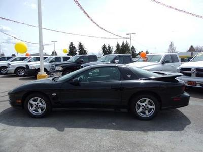 2002 Pontiac Firebird  for sale VIN: 2G2FV22G522137944