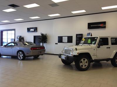 Twin City Dodge Chrysler Jeep RAM Image 5