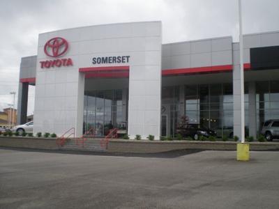 Toyota of Somerset Image 1