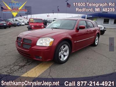 2005 Dodge Magnum  for sale VIN: 2D4GV582X5H679493