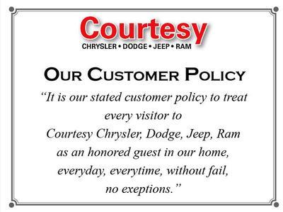 Courtesy Chrysler Dodge Jeep RAM Image 1