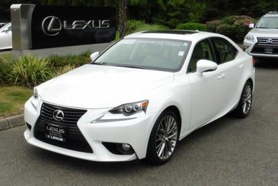 2014 Lexus IS 250 Base for sale VIN: JTHBF1D29E5039655