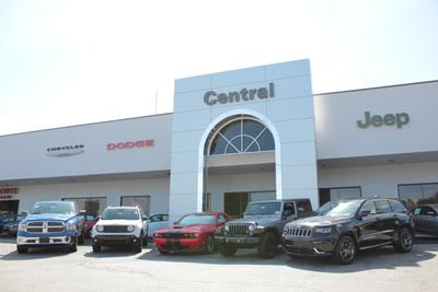 Central Jeep Chrysler Dodge RAM of Raynham Image 2