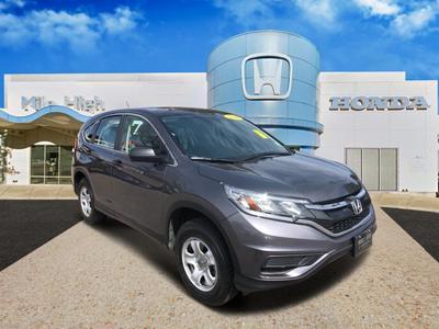 2016 Honda CR-V LX for sale VIN: 2HKRM4H34GH684324