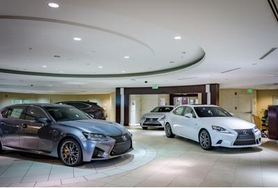 Lexus of Kendall Image 8