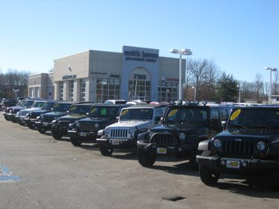 Smith Haven Chrysler Jeep Dodge RAM Image 1
