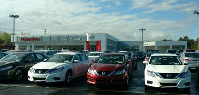 Ben Mynatt Nissan Image 1