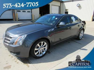 2009 Cadillac CTS Base for sale VIN: 1G6DT57V290150103