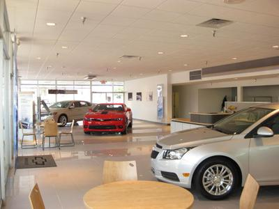 Hardy Chevrolet Gainesville Image 3
