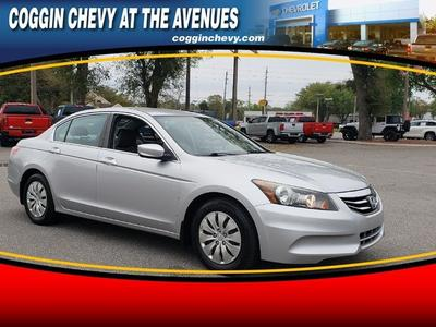 2012 Honda Accord LX for sale VIN: 1HGCP2F39CA109305
