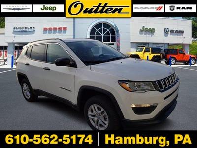 Jeep Compass 2021 for Sale in Hamburg, PA