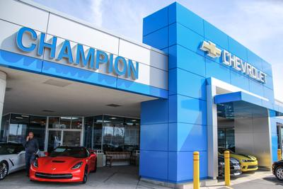 Champion Chevrolet of Howell Image 6