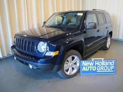 2013 Jeep Patriot Latitude for sale VIN: 1C4NJRFB1DD165747