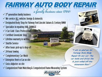 Fairway Ford Lincoln Subaru Image 4