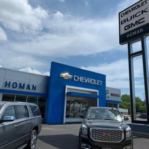HOMAN CHEVROLET BUICK GMC OF RIPON Image 1