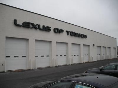Lexus of Towson Image 8