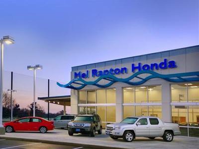Mel Rapton Honda Image 2