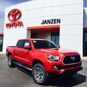 Janzen Toyota Image 1