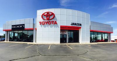 Janzen Toyota Image 3