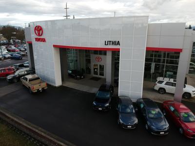 Lithia Toyota of Springfield Image 3