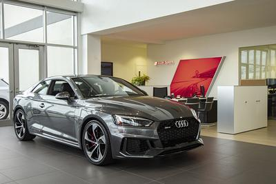 Hoffman Audi of New London Image 1