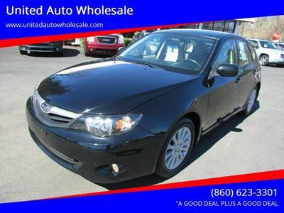 2011 Subaru Impreza 2.5 i Premium for sale VIN: JF1GH6B62BH811532
