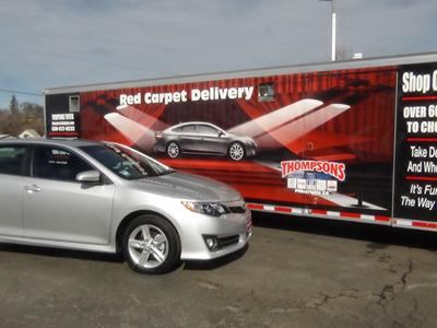 Thompson Toyota Placerville >> Thompson S Toyota In Placerville Including Address Phone