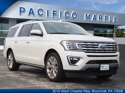 2018 Ford Expedition Max Limited for sale VIN: 1FMJK2AT0JEA57219