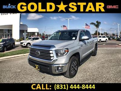 Toyota Tundra 2018 for Sale in Salinas, CA