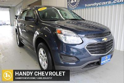 2017 Chevrolet Equinox LS for sale VIN: 2GNFLEEK5H6115082