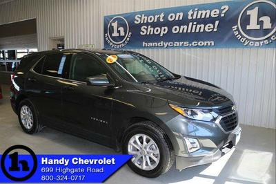 2019 Chevrolet Equinox 1LT for sale VIN: 3GNAXUEV7KL118927