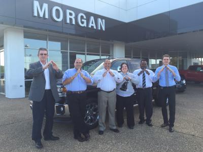 Morgan Buick GMC - Bossier City Image 1