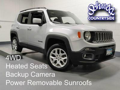 Jeep Renegade 2017 for Sale in Saint Paul, MN